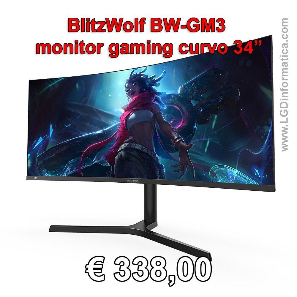 BlitzWolf BW-GM3