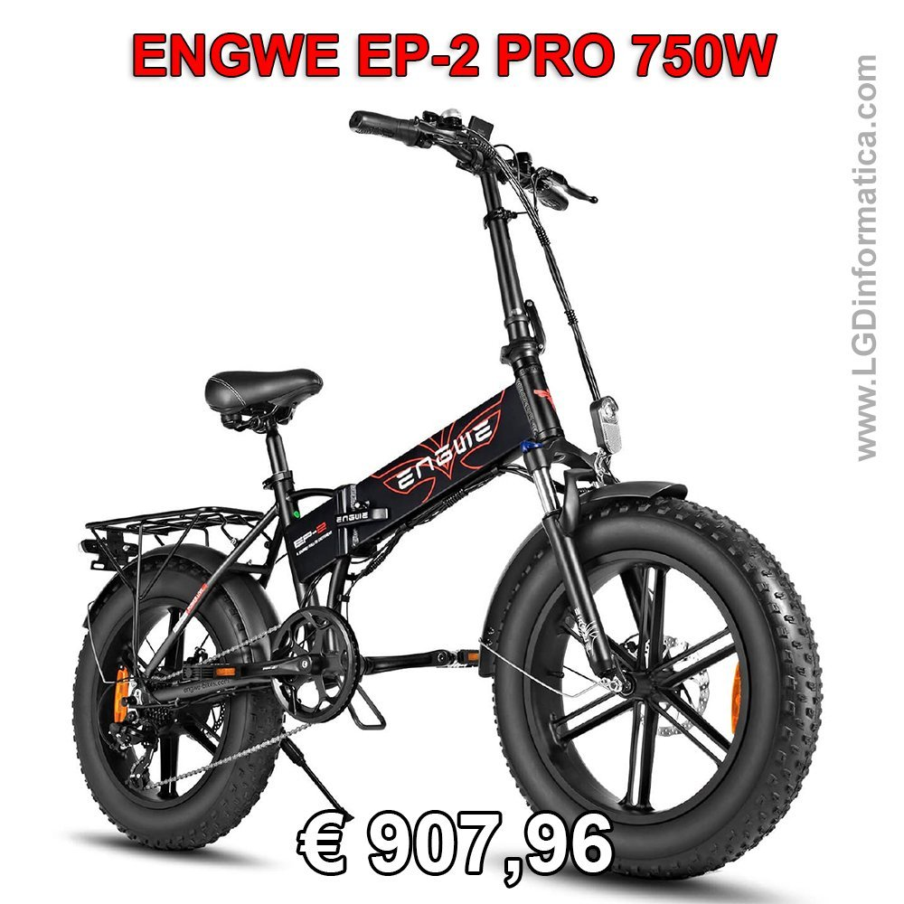 ENGWE EP-2 PRO 750W coupon 907