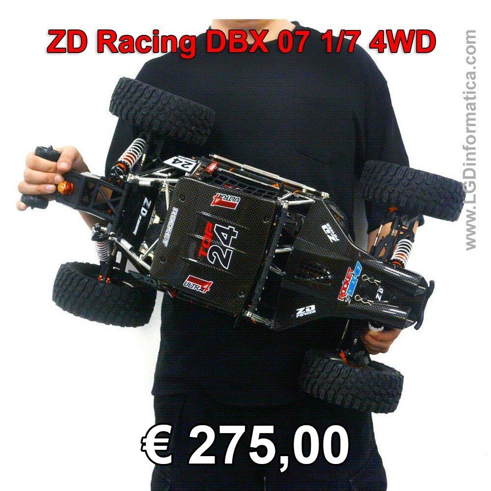 ZD Racing DBX 07 1/7 4WD