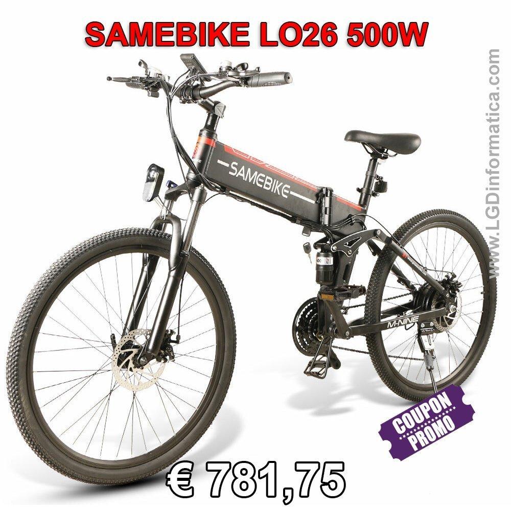 SAMEBIKE LO26 500W