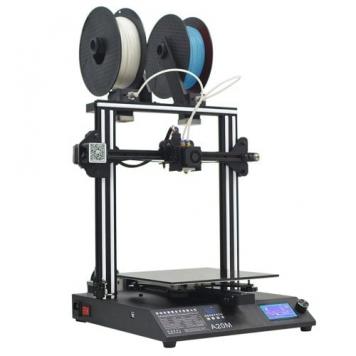 GEEETECH A20M Mix-color 3D Stampante - Bianca EU Spina